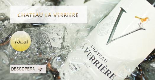 Vin Chateau La Verriere Sauvignon Blanc