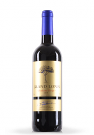 Vin Grand Lonis, Bordeaux Rouge, 2010 (0.75L)