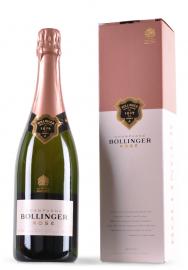 Champagne Bollinger, Rose+Cutie (0.75L)