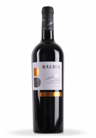 Vin Baldik, Merlot, Selected by Jean Luc Pouteau, 2011 (0.75L)