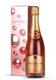 Champagne Taittinger Brut, Prestige Rose (0.75L)