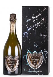 Champagne Dom Perignon , Vintage 2003 Brut, David Lynch Editie Limitata (0.75L)