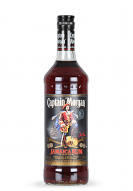 Rom Captain Morgan Black, Jamaica Rum (0.7L)