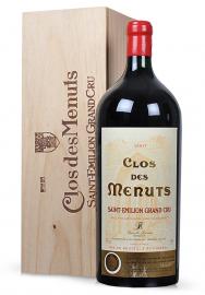 Vin Clos de Menuts, Saint-Emilion Grand Cru,2007 (6L)
