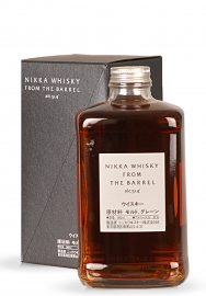 Whisky NIKKA from the barrel (0.5L)