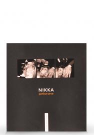 Whisky Nikka Perfect Serve Pure Malt White, Set cadou (0.5L)