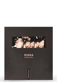 Whisky Nikka Perfect Serve Pure Malt Black, Set cadou (0.5L)
