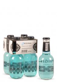 Apa tonica premium, Original Blue (Citrus), (4x0.2L)
