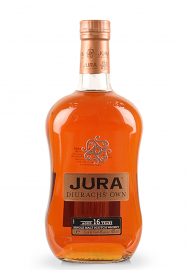 Whisky Jura Diurachs'own 16 ani, Single Malt Scotch (1L)