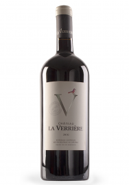 Vin Château La Verrière, Bordeaux Supérieur, Magnum 2010 (1.5L)
