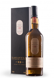 Whisky Lagavulin 12 ani, Islay Single Malt Scotch Whisky (0.7L)