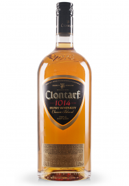 Whisky Clontarf, Irish Whiskey Classic Blend (1L)