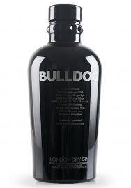 Gin Bulldog, London Dry Gin distilled from 100% grain neutral spirit (1L)