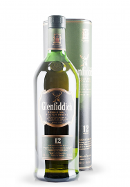 Whisky Glenfiddich 12 ani, Single Malt Scotch (1L)